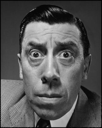 USA. New York City. French actor FERNANDEL. 1948.